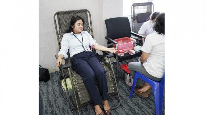 Ayo Ikut Donor Darah, PLN Siapkan Voucher Token Listrik Bagi Masyarakat