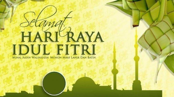 Kumpulan Gambar GIF Ucapan Selamat Idul Fitri, Asyik Buat Kamu Kirim ke Teman Kamu via WhatsApp
