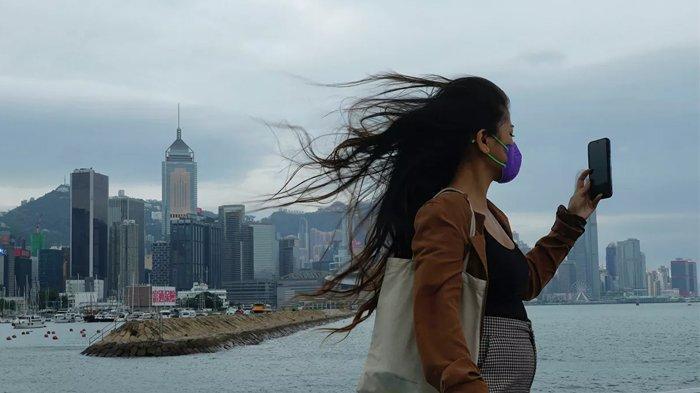 Laut China Selatan Dihantam Badai Kompasu, 250 Ribu Warga Vietnam Siap Dievakuasi