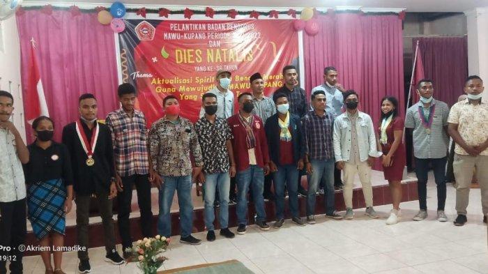 Badan Pengurus Mawu Kupang Resmi Dilantik, Ketua Umum :  Mari Bersinergi