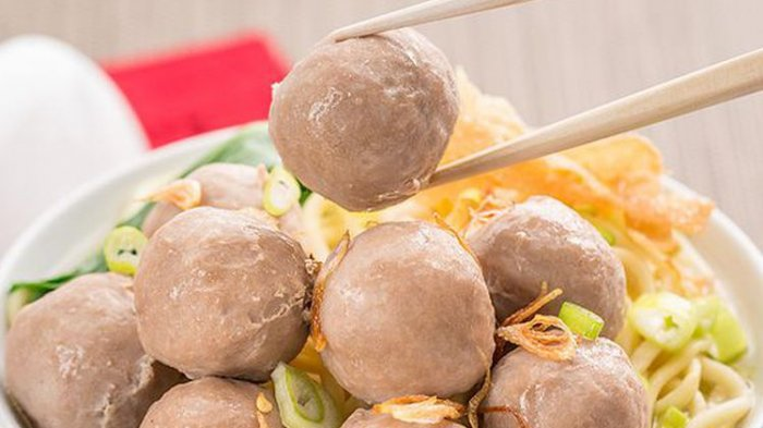 5 Bakso Paling Nikmat di Yogyakarta, Cobain Sajian dari Warung Bakso Paling Populer di Jogja