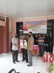 Balai Anak Naibonat Kupang Salurkan 593 Paket Bantuan Penanganan Pandemi Covid-19