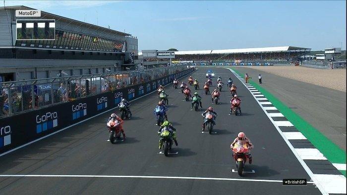 Siaran Langsung Kualifikasi MotoGP Aragon 2020 Malam Ini, Live Streaming MotoGp 2020 Trans 7