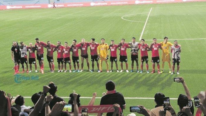 Link Video Live Streaming MNCTV Bali United vs Ceres Negros di Piala AFC 2020, Skor Sementara 0-0