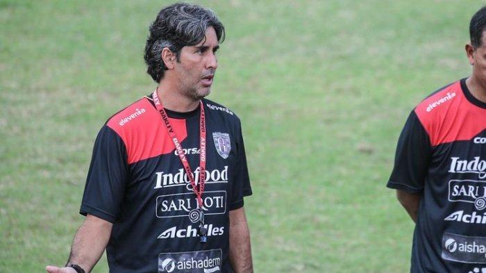 Pelatih Bali United Teco Merefleksikan Diri di Tahun 2020 ke Tahun 2021, Simak YUK INFO