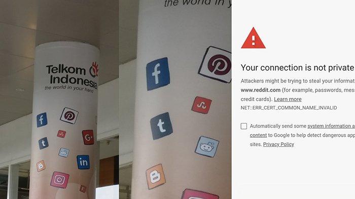 Telkom Blokir Indihome dan Sejumlah Media Sosial