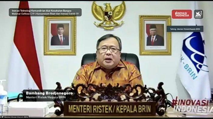 Politisi PDIP Singgung Reshuffle Kabinet, Bambang Brodjonegoro Langsung Pamit dari Kursi Menristek