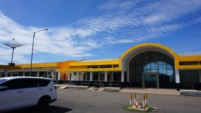 Bandara Ende di Kota Ende