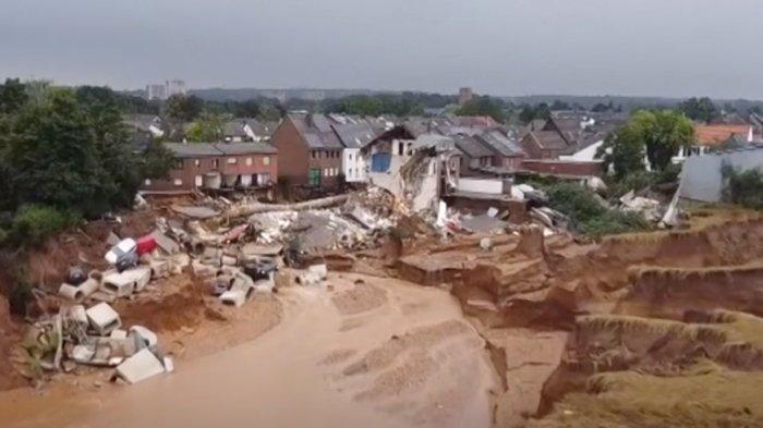 Eropa Dilanda Banjir: Tim Penyelamat Berjuang Temukan Korban Selamat Saat Ratusan Masih Hilang