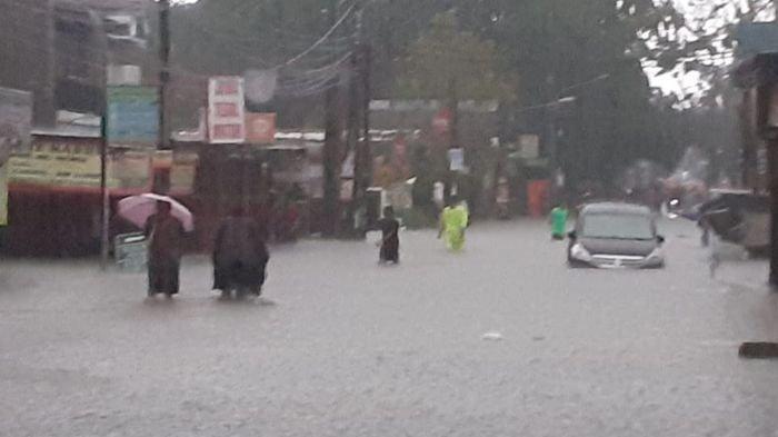 Sejumlah Titik Wilayah yang Terendam Banjir dari Jakarta hingga Bekasi Hari Ini