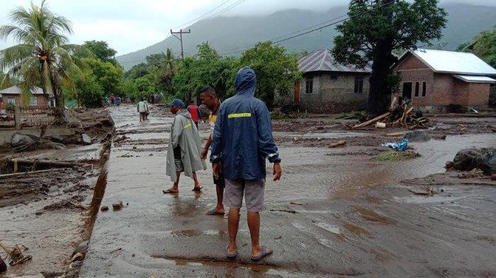 Warga 10 Desa di Kabupaten Lembata Akan Direlokasi