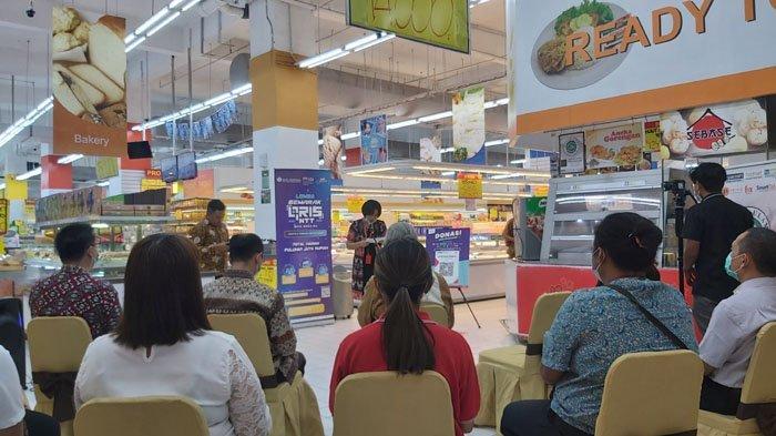 Bank Nobu Bantu UMKM Terdampak Bencana di NTT