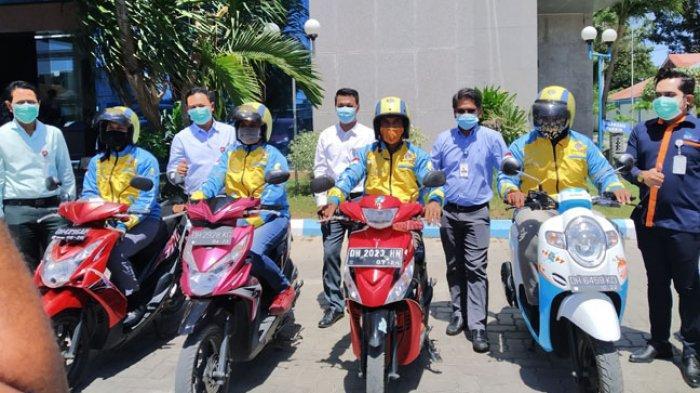 Bank NTT Dukung Kupang Jack Jadi Provider Transportasi Online Utama di NTT