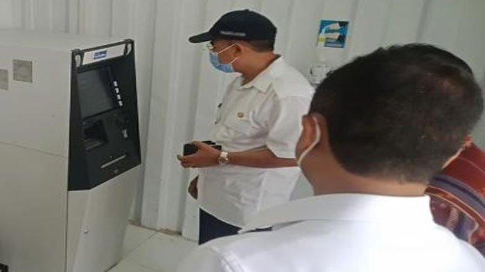 Bank NTT Launching ATM Kontiner dan Digital Branch di Kota Kupang