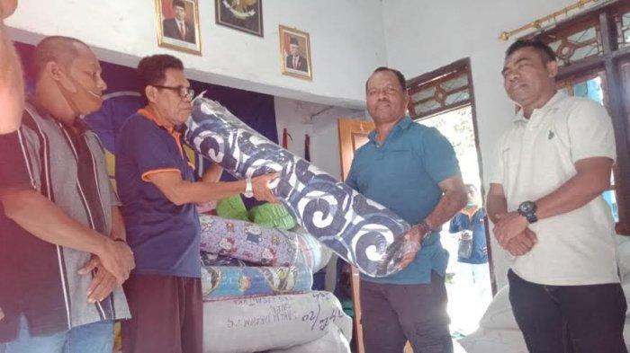 NasDem Kepulauan Riau Bantu Korban Erupsi Ile Lewotolok, Ini Jenis Bantuannya