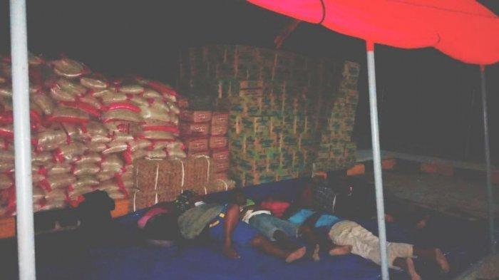 Pemkab Kupang Gandeng BNPB dan ASDP Angkut Bantuan ke Amfoang dan Semau