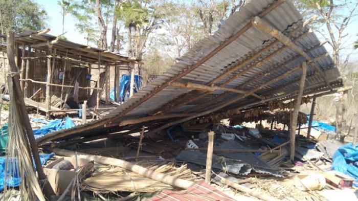 Banyak Perabotan dan Surat Berharga Yang Dirusak Dalam Insiden Di Besipae