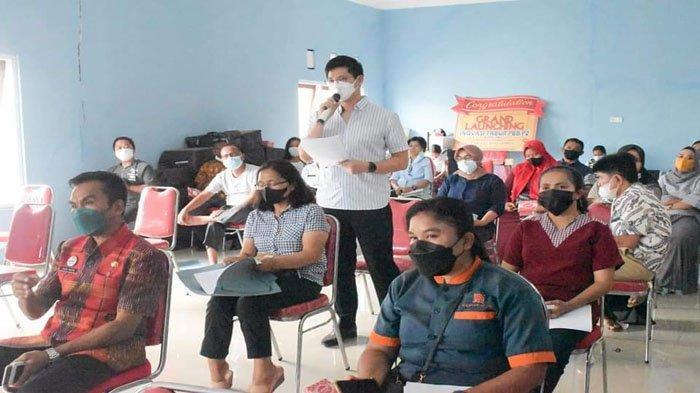 Bapenda Kabupaten Belu Sosialisasi Perbup Penerapan Sistem Online Pajak