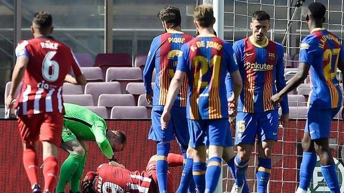 Levante vs Barcelona Malam Ini: Liga Spanyol Memanas, Messi dkk Butuh Keajaiban untuk Juara
