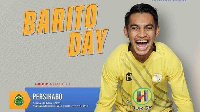 Siaran Langsung Barito Putera vs Tira Persikabo, Arema vs PSIS Semarang Piala Menpora, Live Indosiar