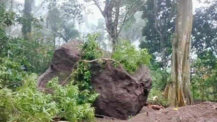 Banjir dan Longsor di Gunung Lewotobi Flotim Akibat Hujan Deras