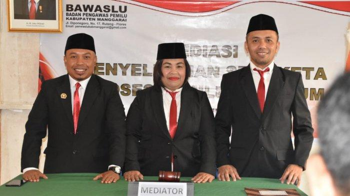 Bawaslu Manggarai Rekrut 920 Pengawas TPS