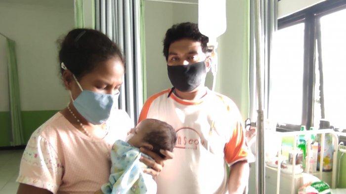 Bayi di Boawae Nagekeo Miliki Gangguan Jantung, Orang Tua Butuh Bantuan Biaya untuk Operasi