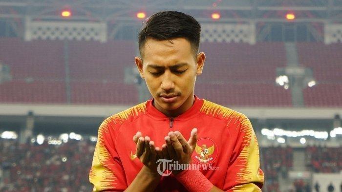 Pemain Timnas U19 Indonesia Beckham Putra Nugraha