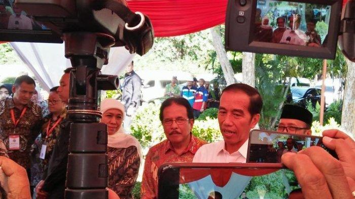 Begini Jawaban Jokowi Soal Tuduhan Prabowo-Sandi dalam Sidang MK
