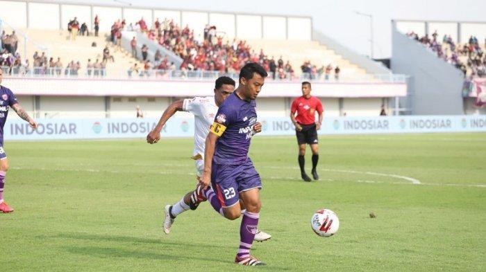 Daftar Nama Susunan Pemain Arema FC saa Bentrok Rans FC Uji Coba di Stadion Kanjuruhan Malang