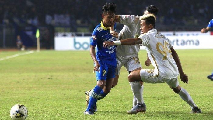 Bek PSS Sleman Samsul Arifin Tetap Fokus untuk Main Bagus dan Bekerja Keras di Setiap Pertandingan
