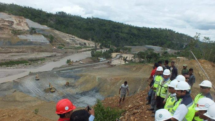 Gubernur Viktor Laiskodat: Pemda Segera Tata Lahan Pertanian & Peternakan di Lokasi Bendungan Temef