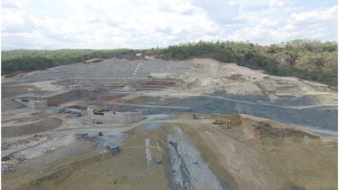 Lihat Progress Pembangunan Bendungan Temef di Kabupaten TTS, Ini Penjelasan PPK Frengky Welkis
