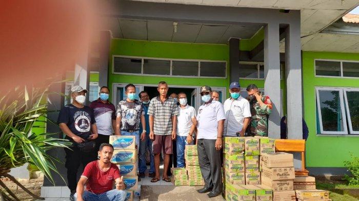 Pengusaha di Lembata Berikan Bantuan Sembako dan Excavator untuk Evakuasi Korban