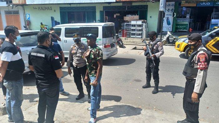 Berantas Premanisme di Kota Kupang, Polres Kupang Kota Grebek Permainan Judi Ayam