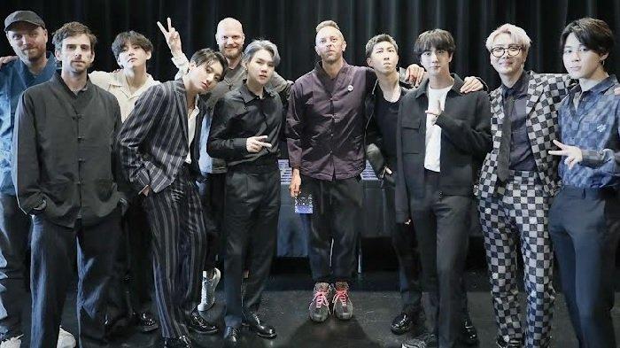 Kabar untuk Army BTS, BTS Bakal Gelar Konser Offline Permission to Dance On Stage di Los Angeles AS