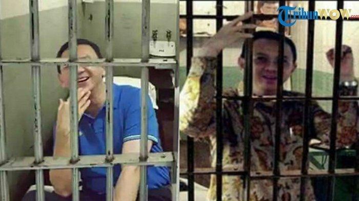 Keluarga Pastikan Ahok Aman di Tahanan Mako Brimob