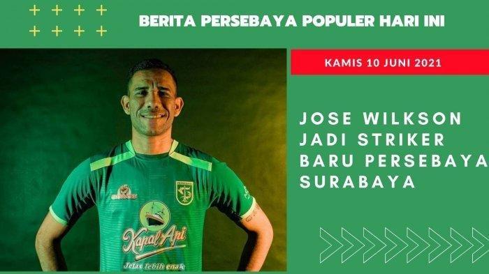 Info Sport Bursa Transfer : Pemain Brasil Resmi Gabung Bajul Ijo Persebaya Surabaya