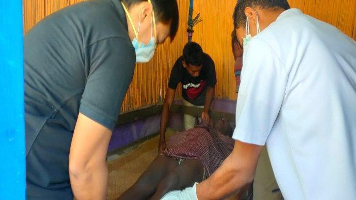 Berniat Mencari Ikan Di Kali, Petani Di Kupang Ditemukan Tak Bernyawa