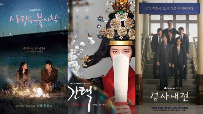 Bersiap, Inilah 8 Drama Korea yang Bakal Tayang Desember 2019, Pas Temani Libur Natal Kamu