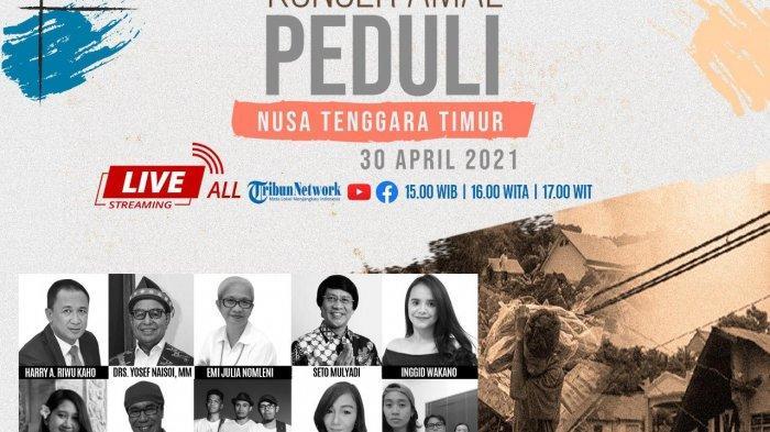 KPw BI NTT dan Bank NTT Dukung Konser Amal Pos Kupang