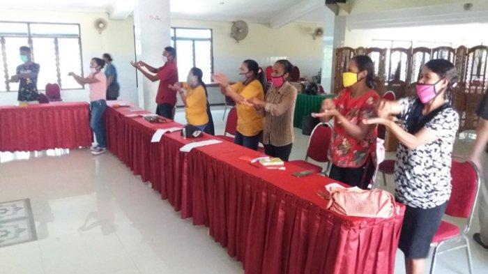 Bethesda Yakkum Gelar Pelatihan Pembuatan Desinfektan Sabun Herbal dan Handsanitizer