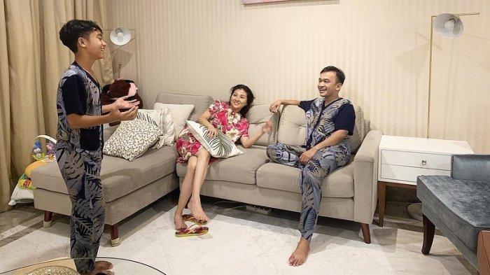 Ekspresi Kaget Ruben Onsu Jadi Sorotan Saat Temukan Benda ini di Kamar Betrand Peto