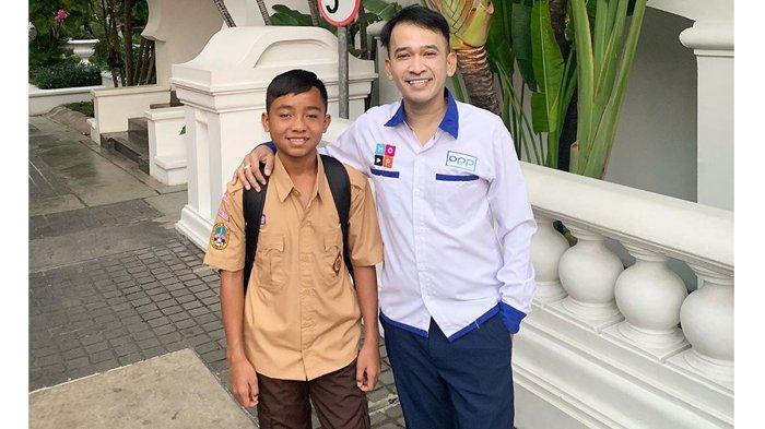 Ketenaran Betrand Peto, Anak Angkat Ruben Onsu & Sarwendah Bikin Iri Sang Adik, Reaksi Ibu Kandung