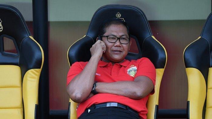 Kombes Pol Sumardji Kapolres Sidoarjo yang juga COO Bhayangkara FC. Sumardji menyatakan klubnya sama sekali tidak mengalami gangguan finansial, meski Liga 1 tengah vakum.