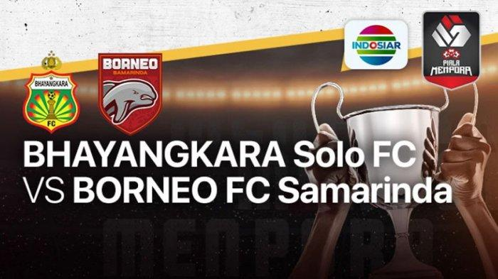 Bhayangkara Solo FC Vs Borneo FC