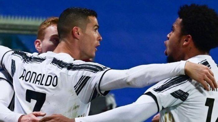 Hasil Liga Italia Tadi Malam, Juventus Menang Lawan Parma, CR7 Puasa Gol, Siapa Top Skor?