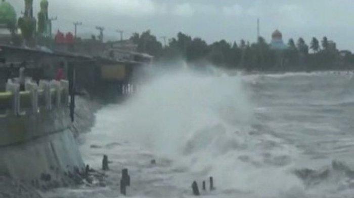 Hari Ini, BMGK Prakirakan Dua Perairan di Wilayah Sumba Gelombang  Capai 2.5 Meter
