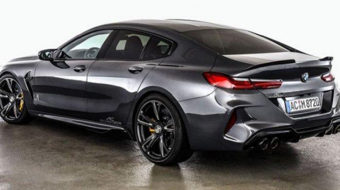 Sentuhan Magis Pada BMW M8 Gran Coupe, Simak!