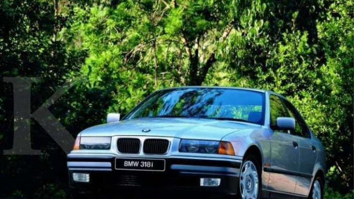 Sudah Murah Mobil Bekas BMW Seri 3 318i Terendah Rp60 Juta Periode April 2021, Daftar Harganya